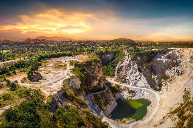 Mina de minério