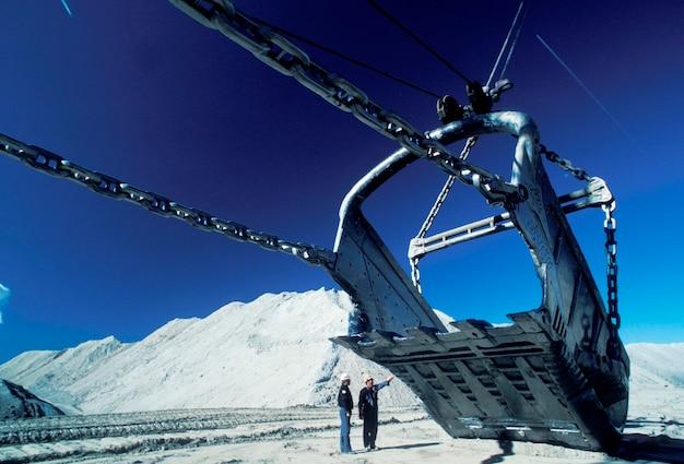 Mineração de carvão