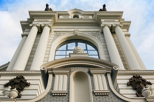 Ministério da agricultura e alimentação. palácio dos agricultores em kazan