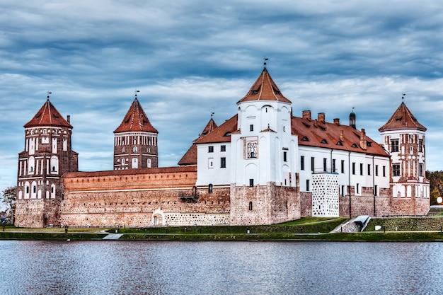 Mir castelo na bielorrússia
