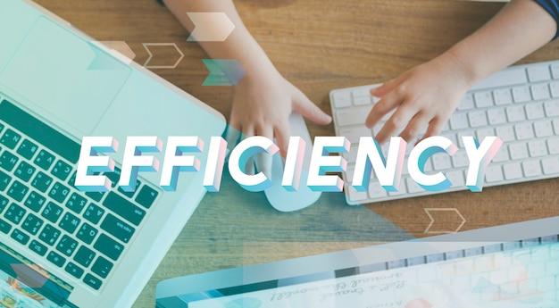Missão de estratégia de eficiência eficaz