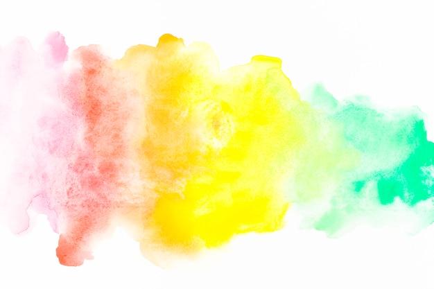 Mistura de tinta brilhante