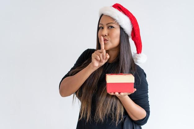 Mistura positiva correu mulher partilha segredo