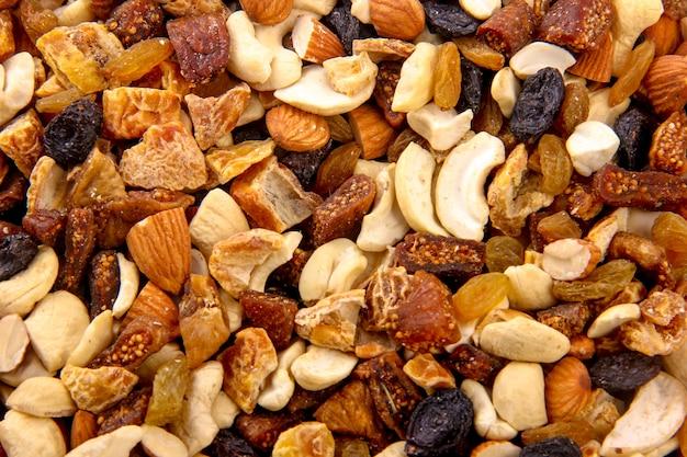 Misture frutas secas