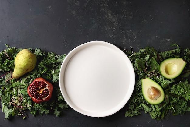 Mix de salada verde