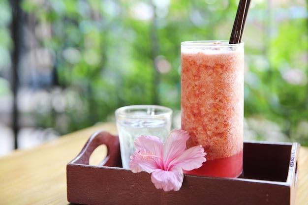 Mix de suco de frutas silvestres
