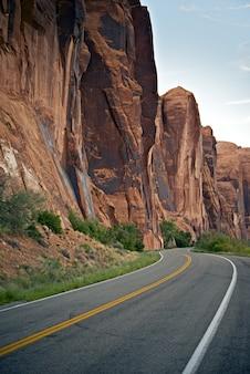 Moab utah highway