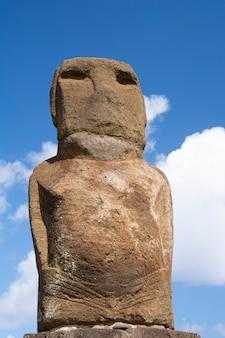 Moai, ilha de páscoa