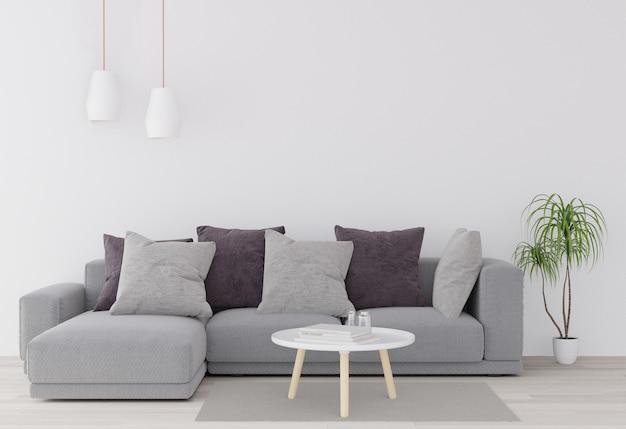 Mock-se cartaz com vintage minimalista pastel hipster minimalismo loft fundo interior, flo de madeira