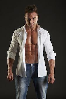Modelo de ajuste masculino
