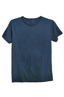 Modelo de camiseta cinza pronto para seus próprios gráficos.