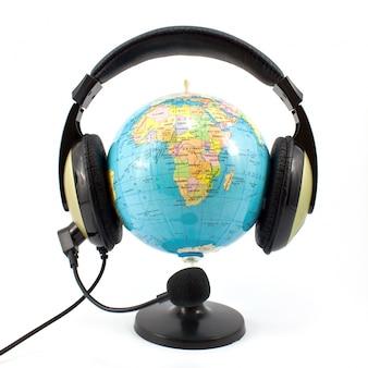 Modelo de entretenimento latitude longitude áudio