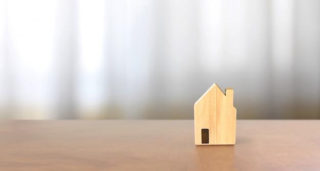Modelo de moradia, ideia de negócio em casa