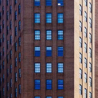 Moderno complexo de apartamentos