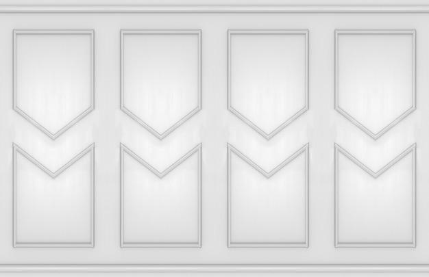 Moderno vintage estilo clássico moldagem forma parede design plano de fundo.