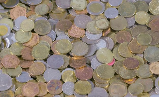 Moeda de moeda myanmar