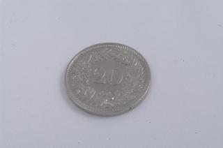 Moedas chf suíça, suíço, monnaie