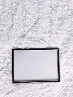 Moldura de madeira preta para impressão de maquete de decoração de luxo, pôster de design de interiores e arte para impressão