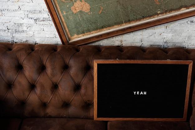 Molduras para fotos para casa decoração de interiores
