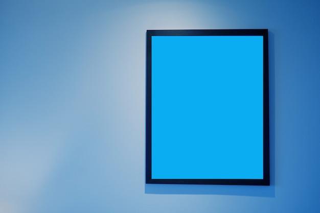 Molduras para fotos, quadro em branco para texto