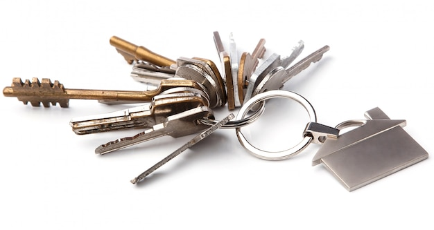Molho de chaves diferentes Foto Premium