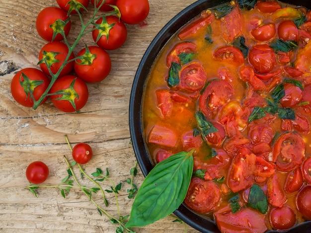 Molho de tomate para massas