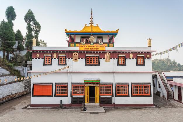 Monastério de ghoom, darjeeling