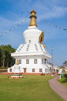 Monastério mindrolling, dehradun