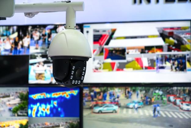 Monitoramento do sistema de monitoramento de cctv