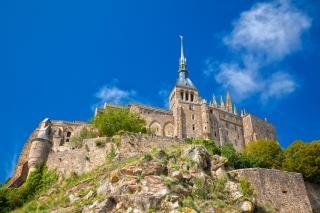 Mont saint michel europeu
