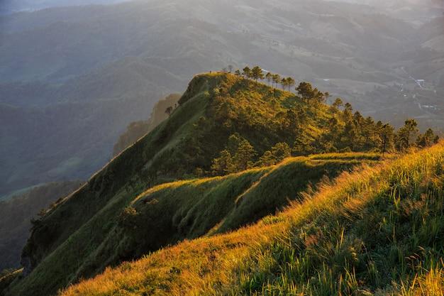 Montanha de phu lanka