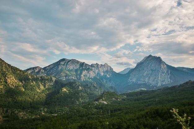 Montanha na turquia