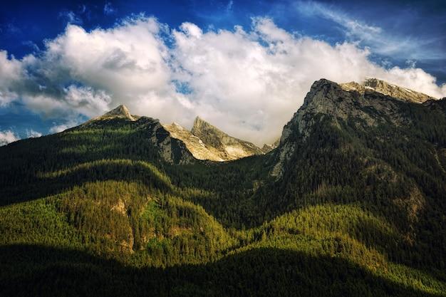 Montanha verde