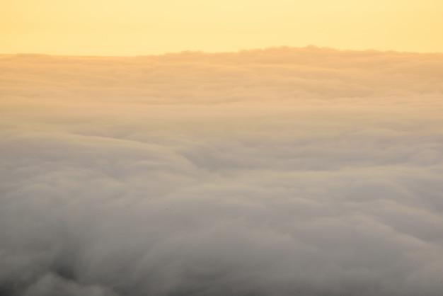 Montanhas de nevoeiro