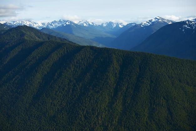 Montanhas olímpicas
