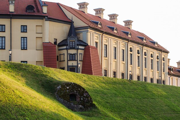 Monumento arquitetônico castelo nesvizh