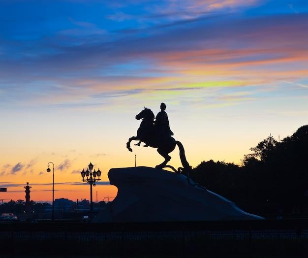 Monumento de peter o primeiro