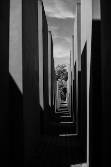 Monumento memorial em berlim