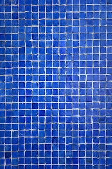 Mosaico de pedra quadrada vintage