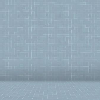 Mosaico de piscina de textura