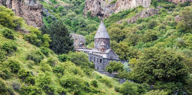 Mosteiro de geghard na armênia