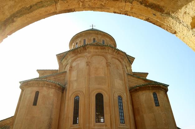 Mosteiro de gerati, patrimônio mundial da unesco em kutaisi