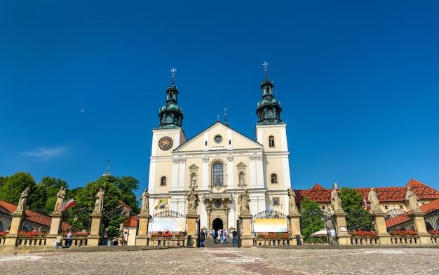 Mosteiro de kalwaria zebrzydowska, um patrimônio mundial da pequena polônia