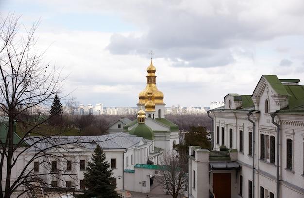Mosteiro de pechersk lavra, kiev