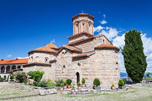 Mosteiro de saint naum