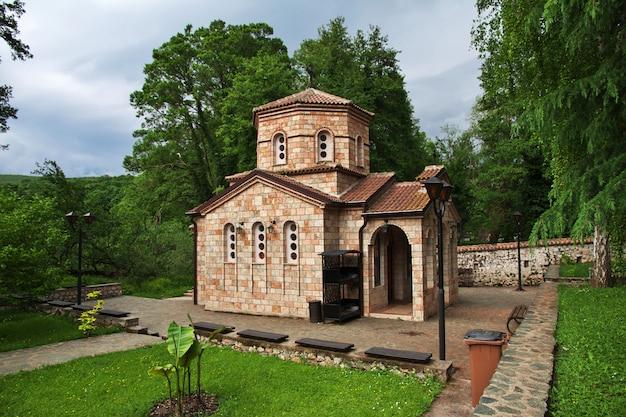 Mosteiro de sant naum na macedônia, balcãs