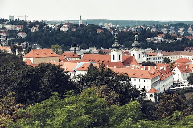 Mosteiro strahov em praga, república tcheca