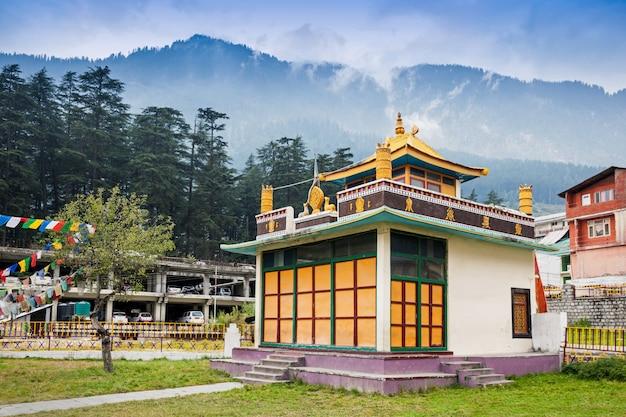 Mosteiro tibetano