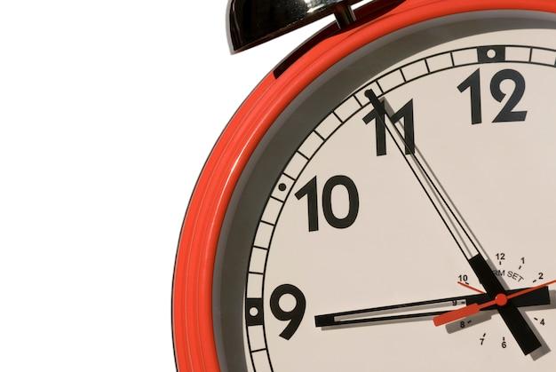 Mostrador de relógio