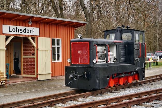 Motivos loco diesel werksbahn bitola estreita